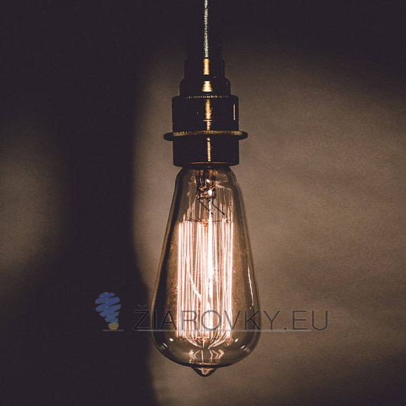 EDISON žiarovka - TEARDROP