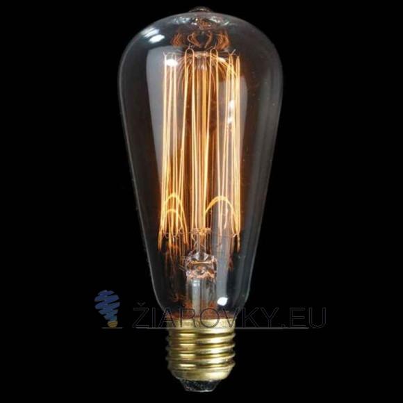 EDISON žiarovka - TEARDROP z kolekcie EDISON