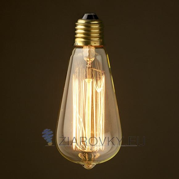 EDISON žiarovka TEARDROP1 580x580 AKCIE !