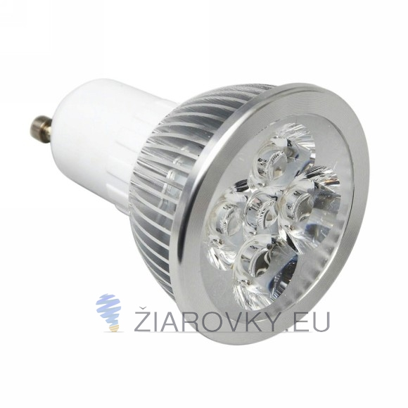 LED žiarovka KLASIK GU10 biela 580x580 AKCIE !