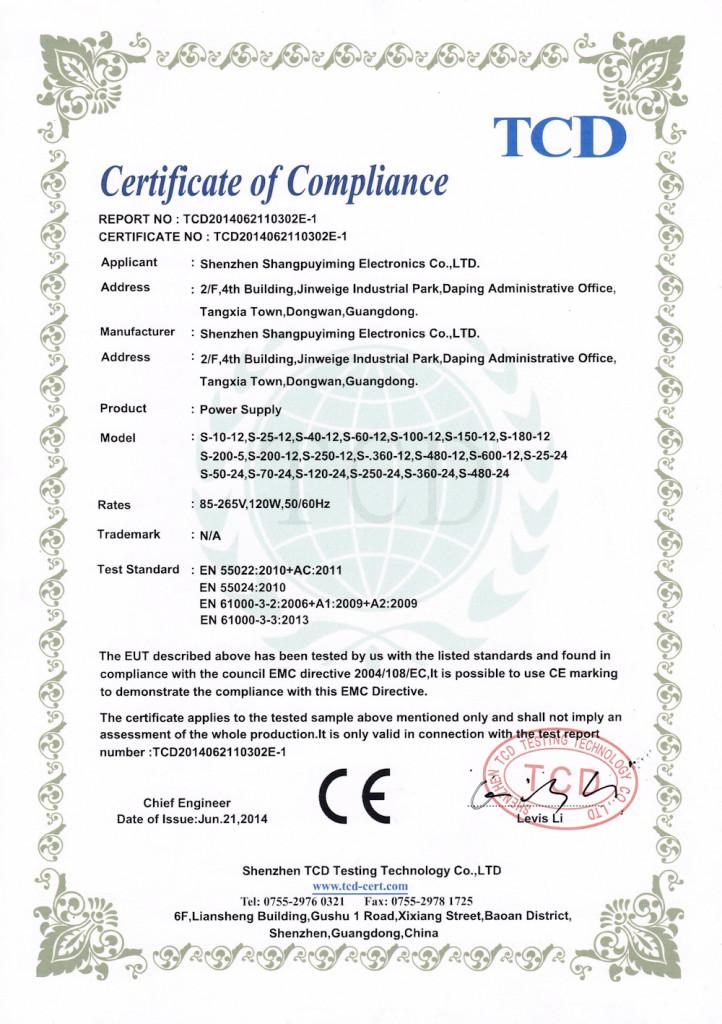 CE2 722x1024 CE a RoHS Certifikáty
