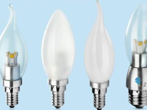 LED žiarovky sviečky - www.ziarovky.eu