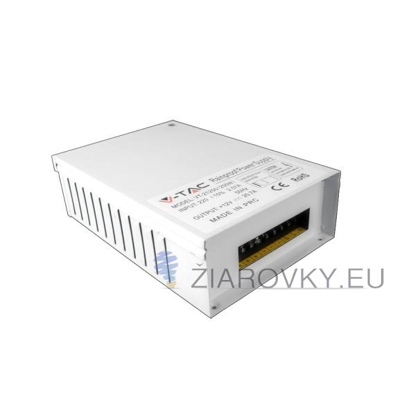 LED transformátor  400W 33A IP45