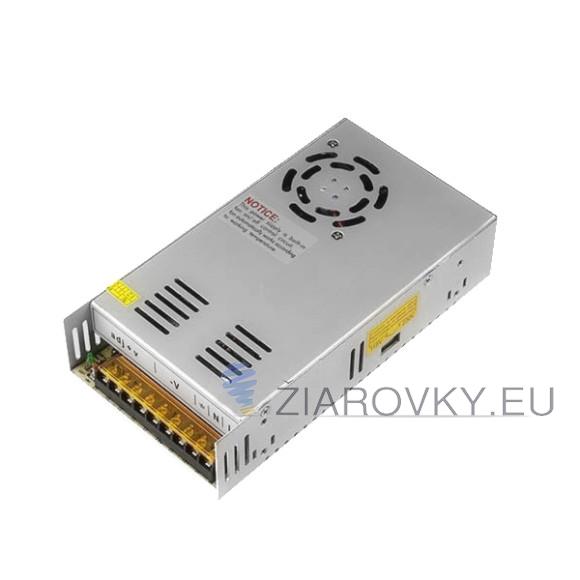 LED transformátor ACDC 12V 350W