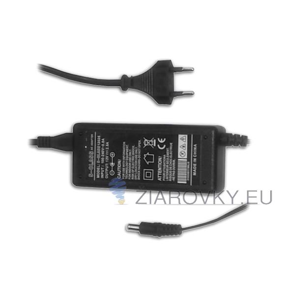 Sieťový adaptér ACDC 12V 30W