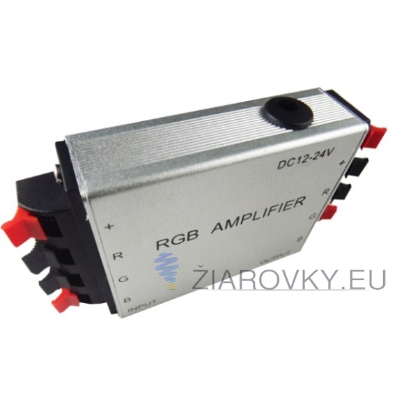 Zosilovač pre RGB LED pásiky