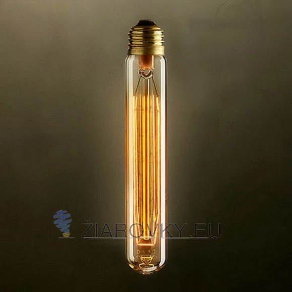 EDISON žiarovka - MEDIUM TUBE - E27, 40W