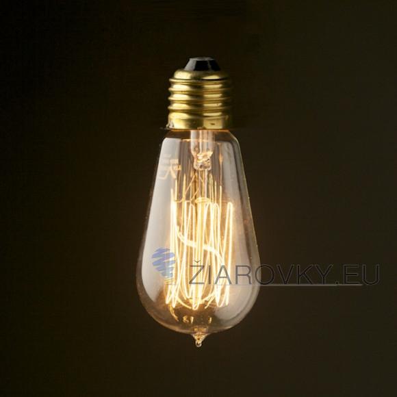 Krásna dekoračná žiarovka LANTERN do domácnosti