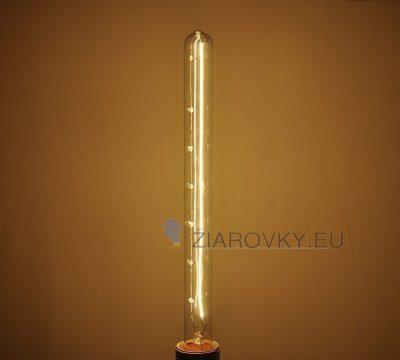 dlhá dekoračná žiarovka z kolekcie EDISON - www.ziarovky.eu