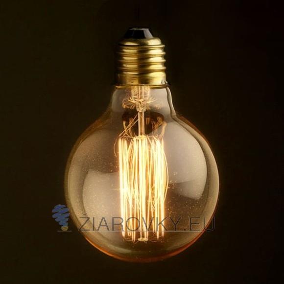 EDISON žiarovka GLOBUS E27 40W z kolekcie EDISON1 580x580 AKCIE !