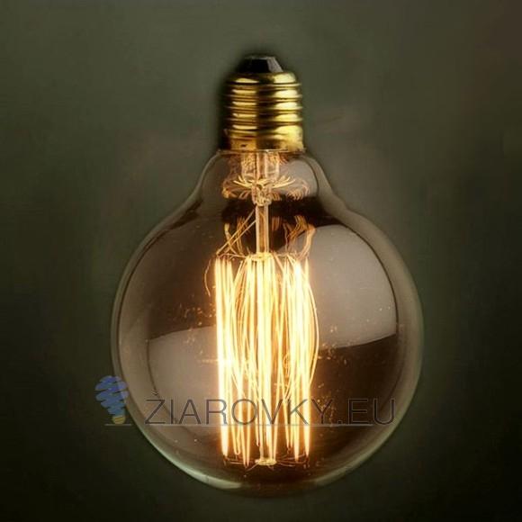 EDISON žiarovka GLOBUS E27 40W z kolekcie EDISON2 580x580 AKCIE !