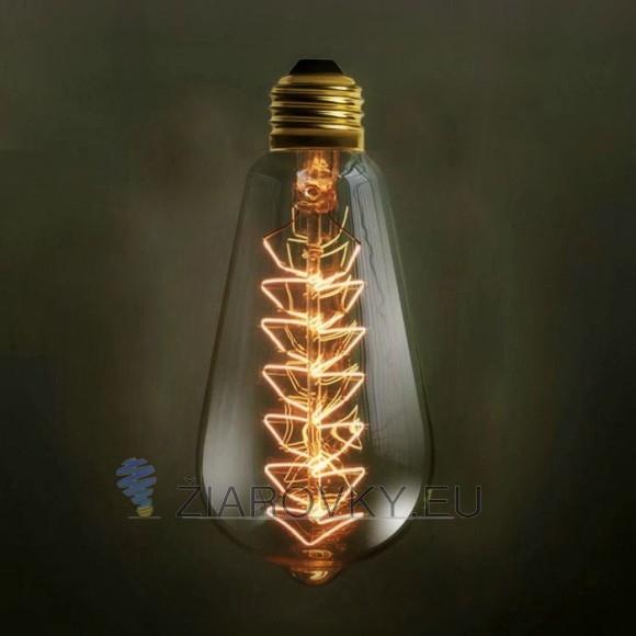 EDISON žiarovka - CHRISTMAS - E27, 40W, 120lm