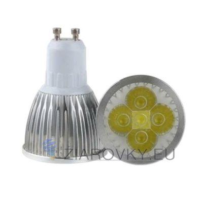LED žiarovka je polovodičová žiarovka, ktorá používa LED diódy ako zdroj svetla