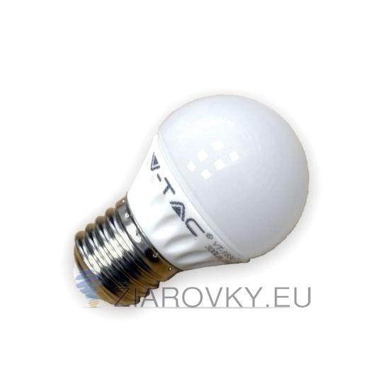 Žiarovka je vhodná do nočných lámp, večer pri sledovaní TV ako doplnkové osvetlenie s príjemnou teplou bielou farbou svetla