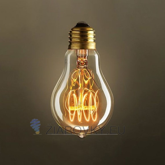 EDISON žiarovka - CLASSIC-B - E27, 40W, 150lm