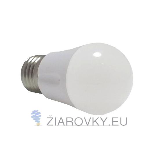 LED žiarovka - E27, 3W, Studená biela, 210lm