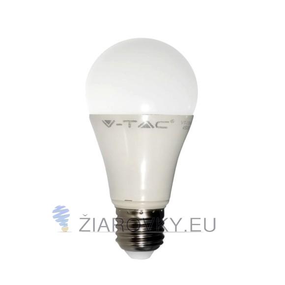 LED žiarovka so závitom E27 a výkonom 15W s teplou bielou farbou svetla