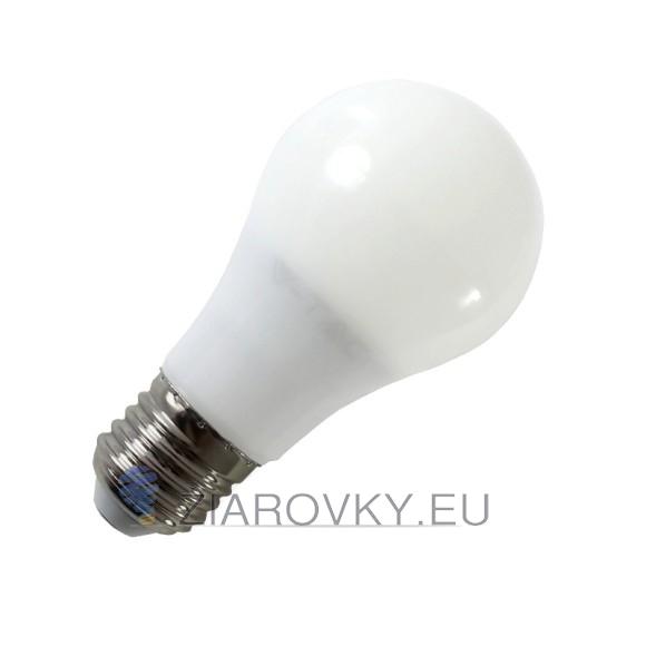 LED žiarovka so závitom E27 a výkonom 7W vhodná na osvetlenie interiéru, chodby, obývačky alebo do záhrady