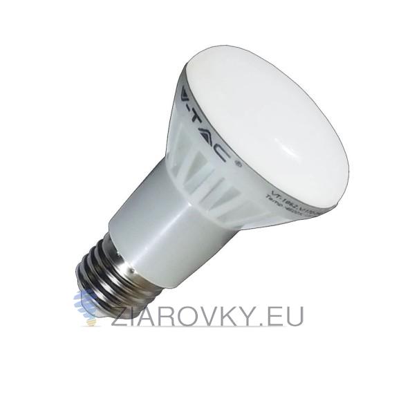 LED žiarovka so závitom E27 a výkonom 8W znamená okamžitú úsporu energie a značne predlžuje dobu výmeny žiaroviek vo Vašej domácnosti 580x580 AKCIE !