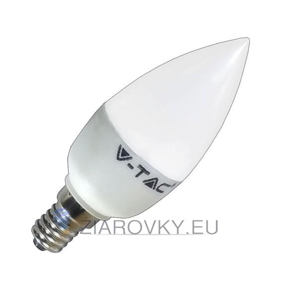 LED žiarovky sú najúspornejším typom žiaroviek pätice E14. Dokážu nahradiť halogénovú alebo klasickú žiarovku 580x580 AKCIE !
