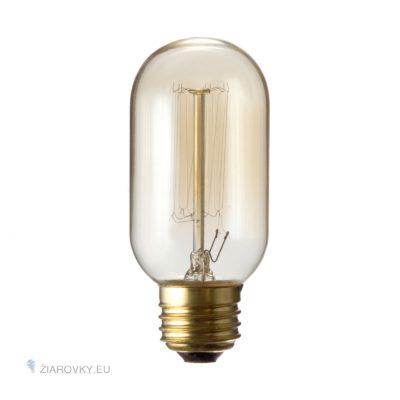 EDISON žiarovka - TUNNEL - je žiarovka z retro kolekcie EDISON v tvare rúrky z minulého storočia