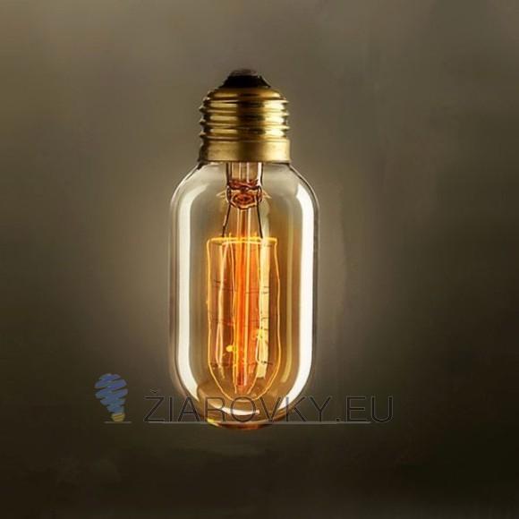 EDISON žiarovka - TUNNEL - E27, 40W, 110lm