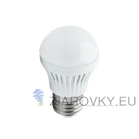 LED žiarovka - E27, 3W, Studená biela, 300lm
