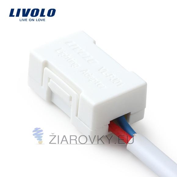LED kompenzátor minimálneho výkonu pre LED svietidlá slúži na kompenzáciu minimálneho výkonu pre dotykové vypínače