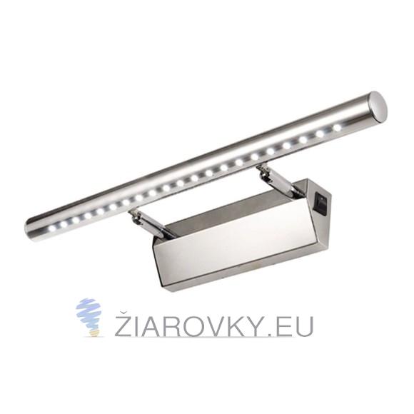 Moderné LED svietidlo z nášho sortimentu jee určené na nasvietenie izby od odrazovej plochy stropu, zrkadla alebo steny