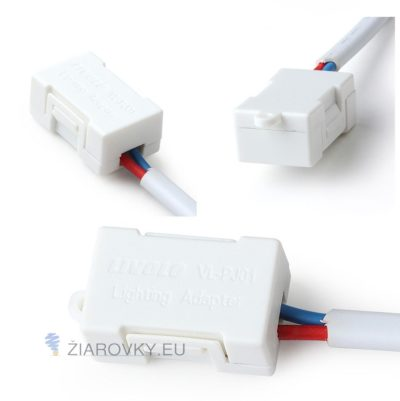 Na odstránenie týchto chýb sa používa práve tento LED kompenzátor s ktorým môžete využívať vypínače s akoukoľvek nízkou záťažou spoľahlivo a bez akýchkoľvek porúch alebo chýb