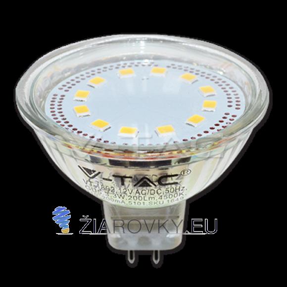 LED žiarovka GU5.3 dokáže nahradiť 20 – 25W klasickú žiarovku, ktorej výdrž a živnotnosť je na veľmi malej úrovni oproti LED