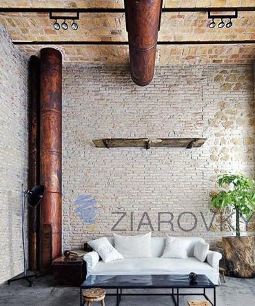 Priemyselné interiéry sú v súčasnosti novým trendom. Nielen preto že máme pocit akoby sme sa ocitli v minulých časoch ale aj preto že sú zaujímavým doplnkom interiérov ktorý neostane bez povšimnutia Bronz a meď