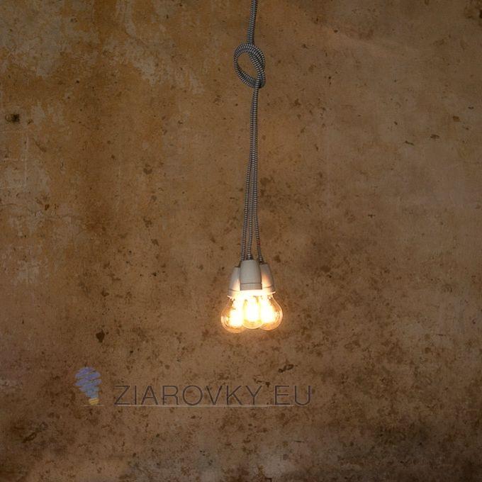 Toto kreatívne a štýlové závesné svietidlo môže byť použité ako stropné zváesné svietidlo alebo ako súčasť lampy omotanie okolotrámu postele ... kreativita je tu nekonečná Porcelánové závesné svietidlá