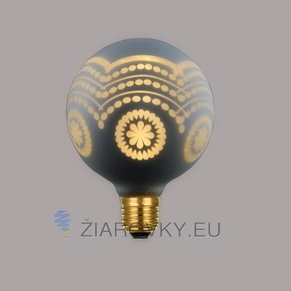 CHRISTMAS žiarovka - WHITE WAVE - je žiarovka z kolekcie CHRISTMAS. Kolekcia CHRISTMAS obsahuje nočné dekoračné LED žiarovky s nízkou spotrebou.