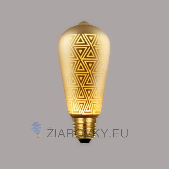 CHRISTMAS žiarovka je žiarovka z kreatívnej kolekcie CHRISTMAS, ktorá predstavuje novú generáciu dekoračných žiaroviek na oslavy alebo sviatky