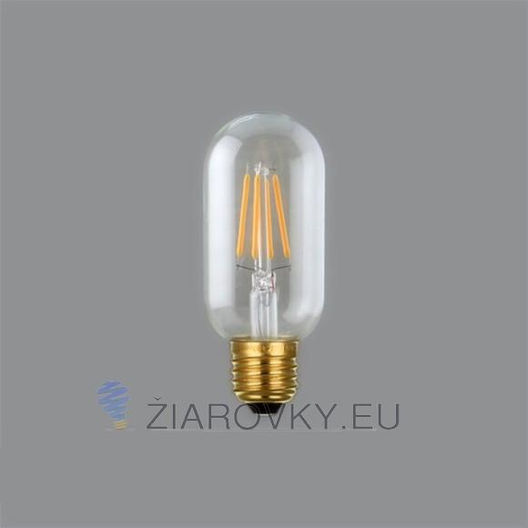 FILAMENT žiarovka TUNNEL E27 Teplá biela 4W 450lm 580x580 AKCIE !