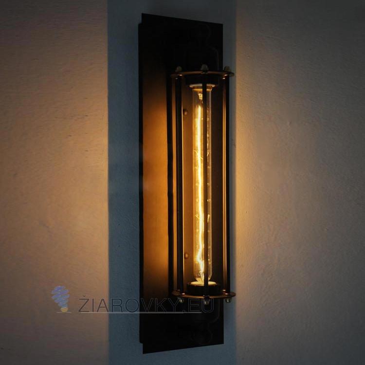 Nástenné svietidlo je zárukou obdivu vašej domácnosti alebo chalupy reštaurácie a pod. Toto starodávne svietidlo sa nesie v historickom duchu a zaručí obdiv vo Vašej domácnosti Kolekcia historických a rustikálnych svitidiel