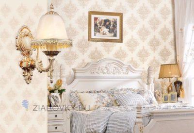 Svietidlo je v luxusnom vzhľade a je vhodné ako dekorácia do každej domácnosti