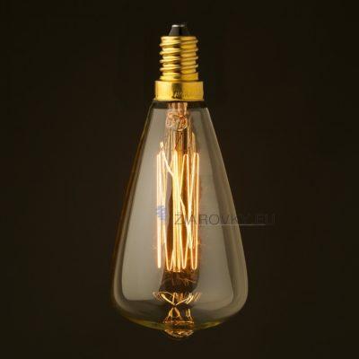 EDISON žiarovka - ORIGINAL - E14, 40W, 150lm