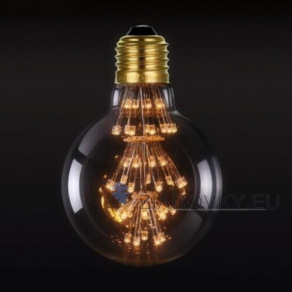 FIREWORKS žiarovka – SHINES – E27 3W 200lm 580x580 AKCIE !