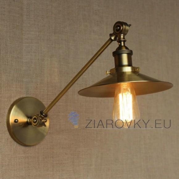 Historické nástenné svietidlo Foyer s nastaviteľným ramenom 580x580 AKCIE !