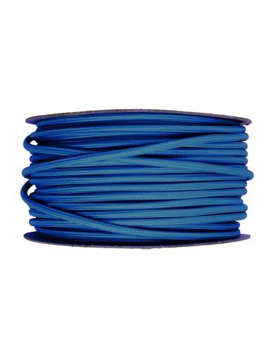 Kábel-dvojžilový-v-podobe-textilnej-šnúry-v-tmavo-modrej-farbe-1