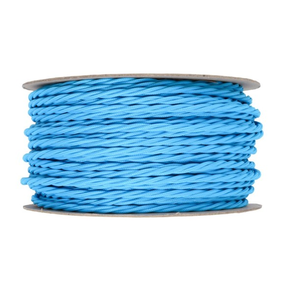 Kábel-dvojžilový-skrútený-v-podobe-textilnej-šnúry-v-modrej-farbe-2-x-0.75mm-1-meter