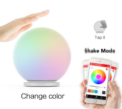 MiPoW Playbulb Sphere – Smart LED svetlo2