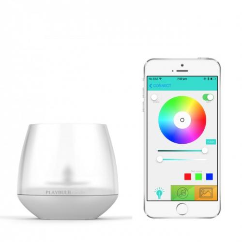 MiPow Playbulb™ Candle smart LED Bluetooth sviečka AKCIE !