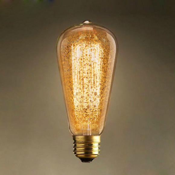 Dekoračná žiarovka ANTIQUE TEAR E27 40W Teplá biela6 580x580 AKCIE !