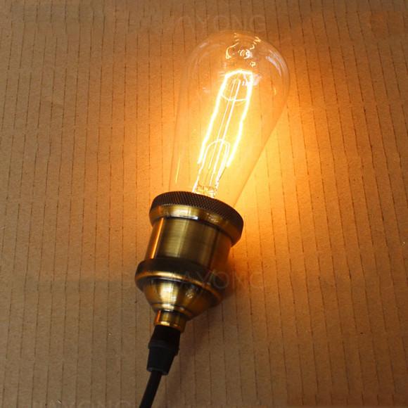 EDISON žiarovka - LEAF - E27, 40W, 120lm3