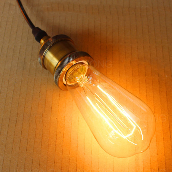 EDISON žiarovka - LEAF - E27, 40W, 120lm4
