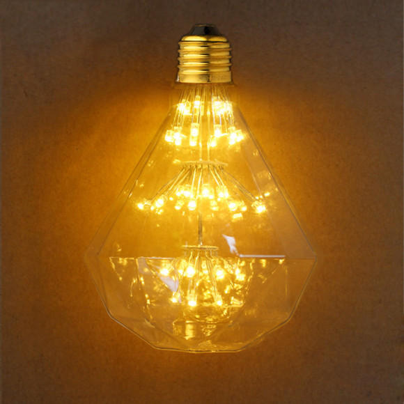 FIREWORKS žiarovka ADAMANT E27 3W 200lm5 580x580 AKCIE !