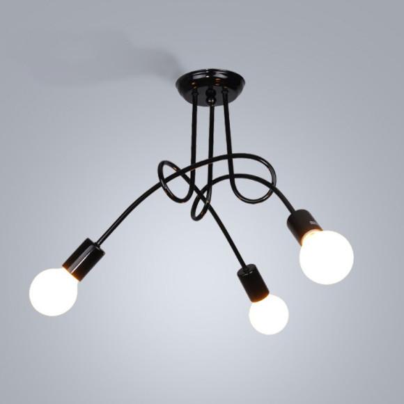 Moderné kreatívne závesné svietidlo s tromi päticami vo farbách2 580x580 AKCIE !